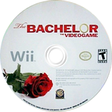 The Bachelor: The Video Game Wii disc (SBXEWR)
