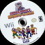 Chuck E. Cheese's Sports Games Wii disc (SCKE6K)