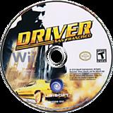 Driver: San Francisco Wii disc (SDVE41)