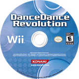 Dance Dance Revolution Wii disc (SDYEA4)