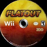 Flatout Wii disc (SF4E20)