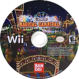 Active Life: Magical Carnival Wii disc (SFDEAF)