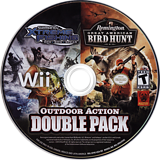 Outdoor Action Double Pack Wii disc (SFHEFP)