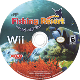 Fishing Resort Wii disc (SFVEXJ)