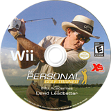 My Personal Golf Trainer with IMG Academies and David Leadbetter Wii disc (SGTEFS)