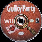 Disney Guilty Party Wii disc (SGUE4Q)