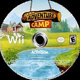 Cabela's Adventure Camp Wii disc (SH8E52)