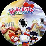 Hello Kitty Seasons Wii disc (SHKE20)