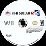 FIFA Soccer 12 Wii disc (SI3E69)