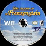 The Island of Dr. Frankenstein Wii disc (SIFESZ)