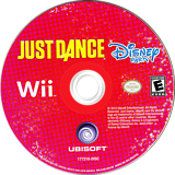 Just Dance Disney Party Wii disc (SJ6E41)