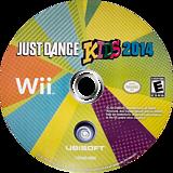 Just Dance Kids 2014 Wii disc (SJ7E41)