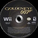GoldenEye 007 Wii disc (SJBE52)