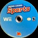 Junior League Sports Wii disc (SJLEFS)