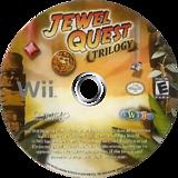 Jewel Quest Trilogy Wii disc (SJQEPZ)