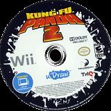 Kung Fu Panda 2 Wii disc (SKUE78)