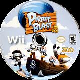 Pirate Blast Wii disc (SKXE20)