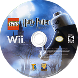 LEGO Harry Potter: Years 5-7 Wii disc (SLHEWR)