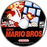 New Super Mario Remake CUSTOM disc (SMNE02)
