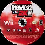 Major League Baseball 2K11 Wii disc (SMVE54)