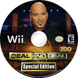 Deal or No Deal: Special Edition Wii disc (SNDE20)