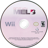 Get Fit with Mel B Wii disc (SNGEJJ)