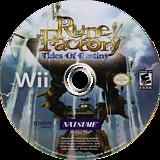 Rune Factory: Tides of Destiny Undub CUSTOM disc (SO3EUD)