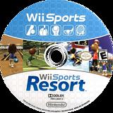 Wii Sports + Wii Sports Resort Wii disc (SP2E01)