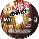 Country Dance Wii disc (SQ2EPZ)