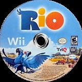Rio Wii disc (SRIE78)