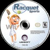 Racquet Sports Wii disc (SRQE41)