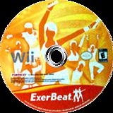ExerBeat: Gym Class Workout Wii disc (SRYEAF)
