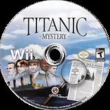 Titanic Mystery Wii disc (STMEGN)