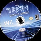 Tron: Evolution - Battle Grids Championship Edition Wii disc (STRX4Q)