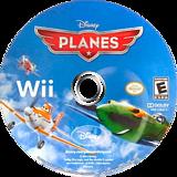 Disney Planes Wii disc (SU9E4Q)