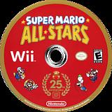 Super Mario All-Stars Wii disc (SVME01)
