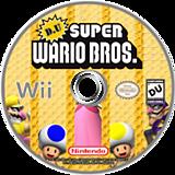 DU Super Wario Bros. CUSTOM disc (WARE01)