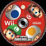 新超級瑪利歐兄弟Wii 繁體中文版(中) Wii disc (SMNW01)