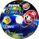 Super Mario Galaxy CUSTOM disc (RMGC01)