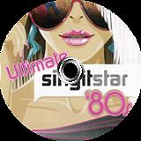 SingItStar Ultimate 80's CUSTOM disc (SIS80Q)