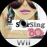 StarSing : '80s Volume 1 v1.2 CUSTOM disc (SIS80S)