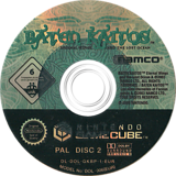 Baten Kaitos:Eternal Wings and the Lost Ocean GameCube disc (GKBPAF)