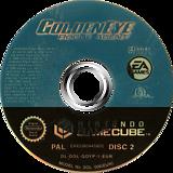 GoldenEye: Rogue Agent GameCube disc (GOYP69)