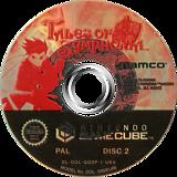 Tales of Symphonia GameCube disc (GQSPAF)