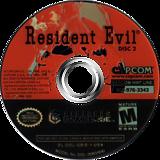Resident Evil GameCube disc (GBIE08)