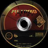 Metroid Prime GameCube disc (GM8P01)