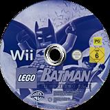 LEGO Batman: The Videogame Wii disc (RLBPWR)