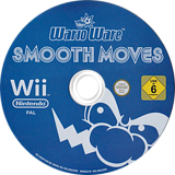 WarioWare: Smooth Moves Wii disc (RODP01)