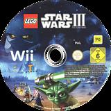 LEGO Star Wars III: The Clone Wars Wii disc (SC4P64)