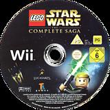 LEGO Star Wars:The Complete Saga Wii disc (RLGP64)